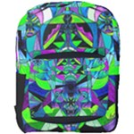 Arcturian Astral Travel Grid - Full Print Backpack