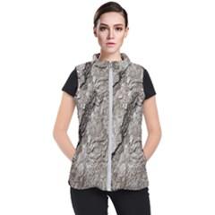 Tree Bark A Women s Puffer Vest by MoreColorsinLife