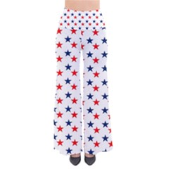 Patriotic Red White Blue Stars Usa Pants by Celenk