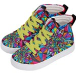 Namaste - Kid s Hi-Top Skate Sneakers
