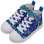 Hope - Kid s Mid-Top Canvas Sneakers