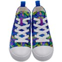 Positive Focus - Kid s Mid-Top Canvas Sneakers View1