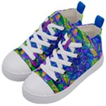 Positive Focus - Kid s Mid-Top Canvas Sneakers