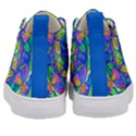 Positive Focus - Kid s Mid-Top Canvas Sneakers View4