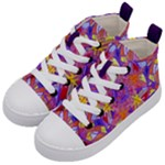 Exhilaration - Kid s Mid-Top Canvas Sneakers