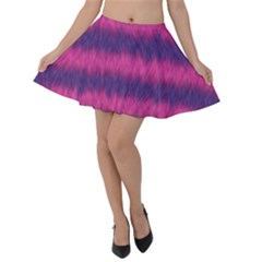 Cheshire Cat 01 Velvet Skater Skirt by jumpercat