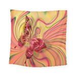 Arrangement Butterfly Aesthetics Square Tapestry (Small)