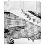 Animal Fish Ocean Sea Duvet Cover Double Side (California King Size)