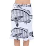 Animal Fish Ocean Sea Mermaid Skirt
