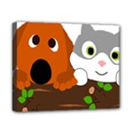Baby Decoration Cat Dog Stuff Canvas 10  x 8