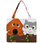Baby Decoration Cat Dog Stuff Mini Tote Bag