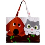 Baby Decoration Cat Dog Stuff Zipper Mini Tote Bag