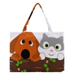 Baby Decoration Cat Dog Stuff Medium Tote Bag