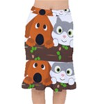 Baby Decoration Cat Dog Stuff Mermaid Skirt