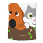 Baby Decoration Cat Dog Stuff Medium Tapestry
