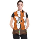 Baby Decoration Cat Dog Stuff Women s Puffer Vest