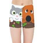 Baby Decoration Cat Dog Stuff Kids Sports Shorts
