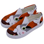 Baby Decoration Cat Dog Stuff Kids  Canvas Slip Ons