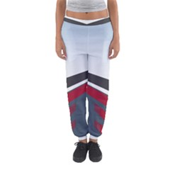 Modern Shapes Women s Jogger Sweatpants by jumpercat