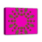 Sweet Hearts In  Decorative Metal Tinsel Deluxe Canvas 14  x 11