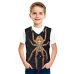 Insect Macro Spider Colombia Kids  SportsWear