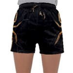 Insect Macro Spider Colombia Sleepwear Shorts