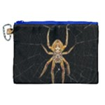 Insect Macro Spider Colombia Canvas Cosmetic Bag (XL)