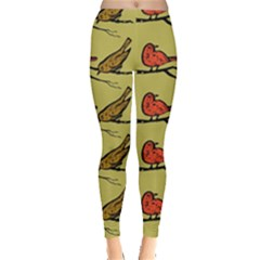 Animal Nature Wild Wildlife Leggings  by BangZart