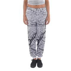 Abstract Background Texture Grey Women s Jogger Sweatpants