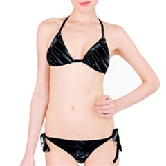 Fractal Mathematics Abstract Bikini Set