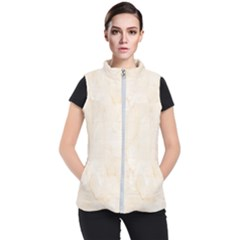 Rock Tile Marble Structure Women s Puffer Vest