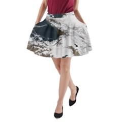 Winter Olympics A-line Pocket Skirt