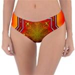 Mandala Zen Meditation Spiritual Reversible Classic Bikini Bottoms