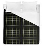 Background Texture Pattern Duvet Cover (Queen Size)