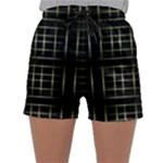 Background Texture Pattern Sleepwear Shorts