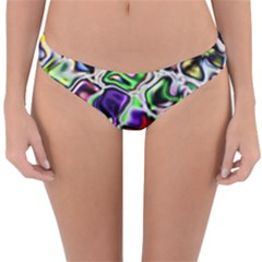 Background Texture Pattern Reversible Hipster Bikini Bottoms by Celenk