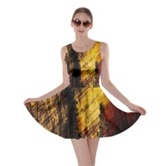 Refinery Oil Refinery Grunge Bloody Skater Dress