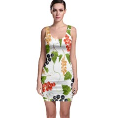 Juicy Currants Bodycon Dress by TKKdesignsCo
