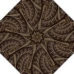 Abstract Pattern Graphics Folding Umbrellas