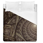 Abstract Pattern Graphics Duvet Cover (Queen Size)