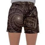 Abstract Pattern Graphics Sleepwear Shorts