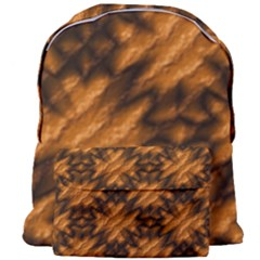 Background Texture Pattern Giant Full Print Backpack by Celenk