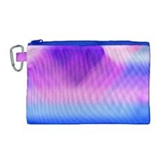 Background Art Abstract Watercolor Canvas Cosmetic Bag (large) by Celenk
