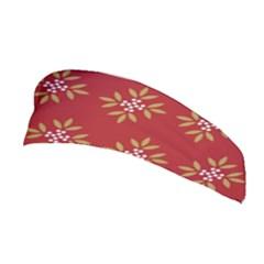 Pattern Background Holiday Stretchable Headband by Celenk