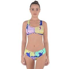 Girlfriend  respect Her   Criss Cross Bikini Set by inspyremerevolution