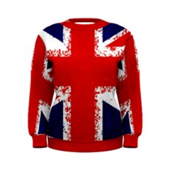 Union Jack London Flag Uk Women s Sweatshirt by Celenk