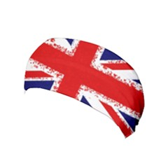 Union Jack London Flag Uk Yoga Headband by Celenk