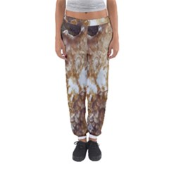 Rusty Texture Pattern Daniel Women s Jogger Sweatpants by Nexatart