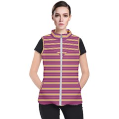 Color Line 5 Women s Puffer Vest by jumpercat