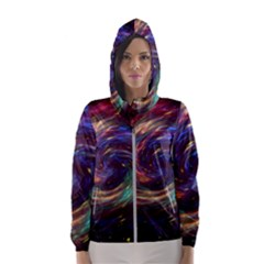 Cassiopeia Supernova Cassiopeia Hooded Wind Breaker (women)